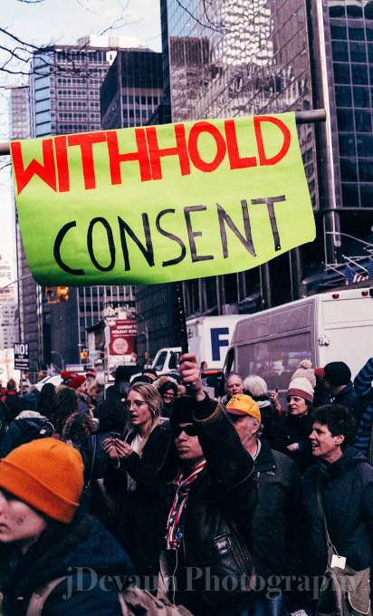 Withold Consent